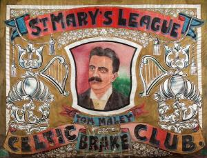 St Mary's League Celtic Brake Club featuring Tom